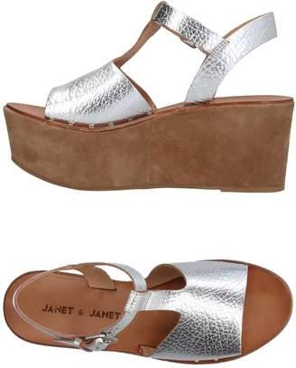 Janet & Janet Sandals - Item 11402603QG