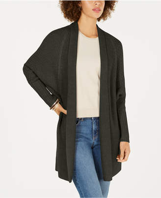 Style&Co. Style & Co Dolman-Sleeve Long Cardigan Sweater