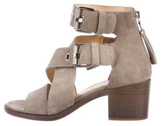 Rag & Bone Madrid Suede Sandals