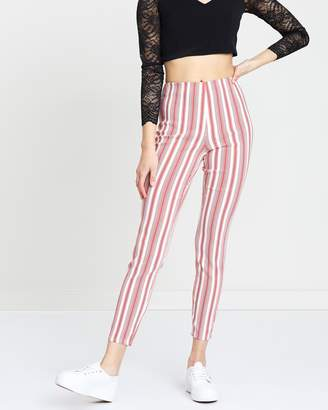Miss Selfridge Striped Trousers