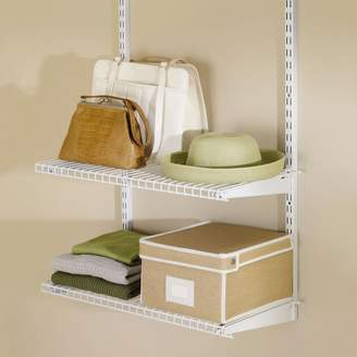 Rubbermaid Configurations Closet Shelving 26-inch Add On