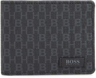 BOSS Metropole Leather Bifold Wallet