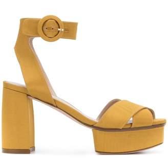Stuart Weitzman Carmina platform sandals