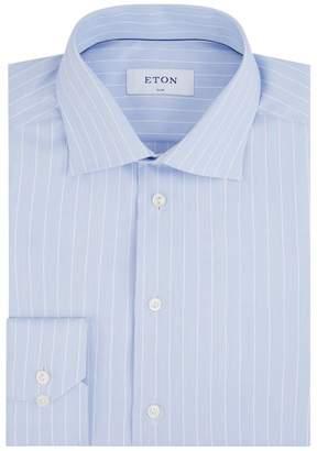 Eton Stripe Slim-Fit Shirt
