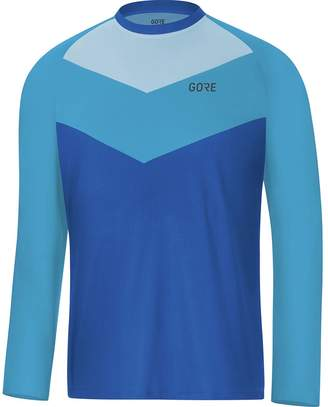 Gore Wear C5 Trail Long Sleeve Jersey - Men's