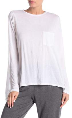 Kersh & Press Long Sleeve Hi-Lo T-Shirt