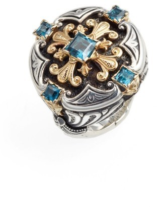 Women's Konstantino Statement Ring $1,190 thestylecure.com