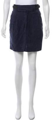 Toga Pulla Mélange Mini Skirt