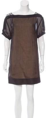 3.1 Phillip Lim Embellished Cocktail Dress