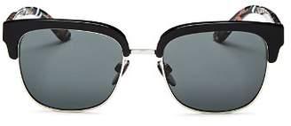 Burberry Men's Square Sunglasses, 53mm
