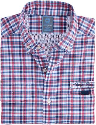 Vineyard Vines Crescent Bay Harbor Shirt