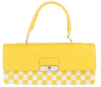 Louis Vuitton Damier Mosaic Enveloppe East West Bag