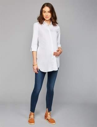 Frame Secret Fit Belly Skinny Leg Maternity Jeans