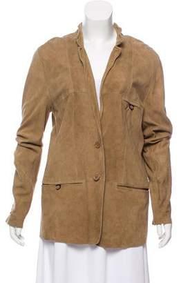 Jakett Oversize Suede Jacket w/ Tags