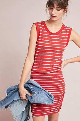 Velvet by Graham & Spencer Caffari Striped Dress