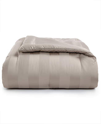 Charter Club Damask King Reversible Comforter, 100% Supima Cotton 550 Thread Count, Created for Macy's Bedding