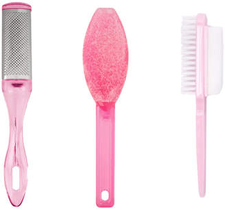 D.E.P.T Glamour Status 3 Piece All About The Feet Pedicure