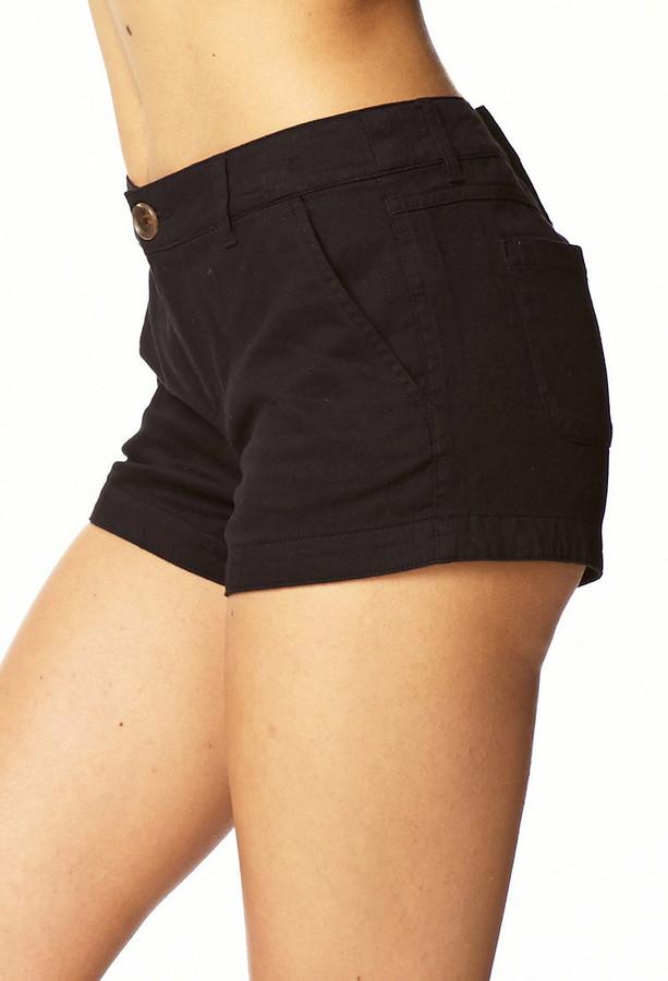 Forever 21 Basic Woven Shorts
