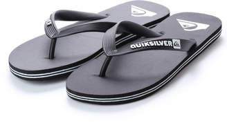 Quiksilver (クイックシルバー) - クイックシルバー QUIKSILVER マリン ビーチサンダル MOLOKAI AQYL100601
