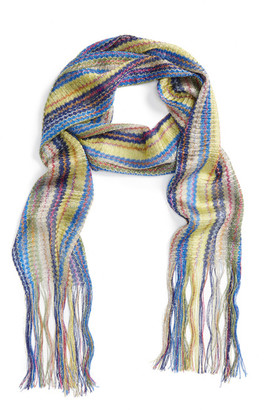 Collection XIIX Havana Waves Slimmy Scarf $28 thestylecure.com