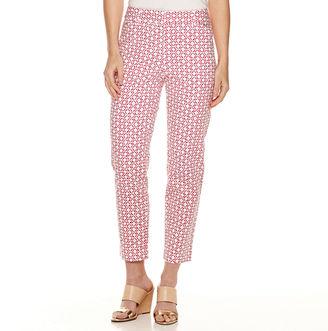 LIZ CLAIBORNE Liz Claiborne Classic Emma Ankle Pants $44 thestylecure.com