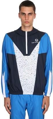 Sergio Tacchini Coltan Half Zip Nylon Track Jacket