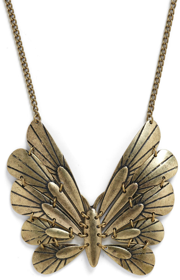 Day and Flight Necklace