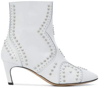 Marc Ellis studded ankle boots