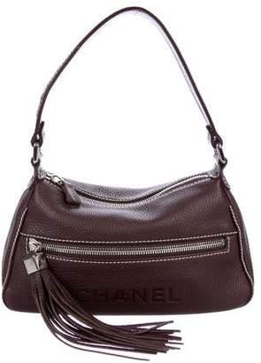 Chanel LAX Tassel Hobo