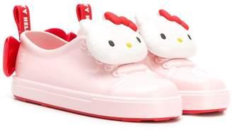 Mini Melissa Hello Kitty sneakers