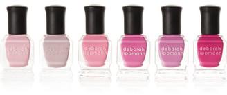 Deborah Lippmann - Pretty In Pink Nail Polish Set - one size $34 thestylecure.com