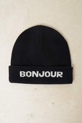 French Connenction Bonjour Beanie
