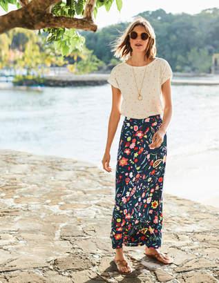 Boden Jersey Maxi Skirt