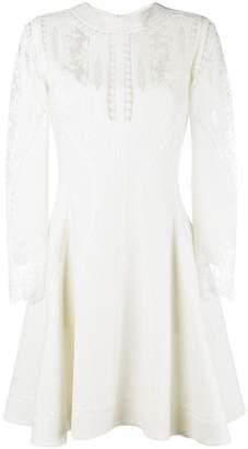 Ermanno Scervino midi lace dress
