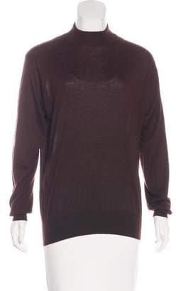 Neiman Marcus Lightweight Knit Sweater