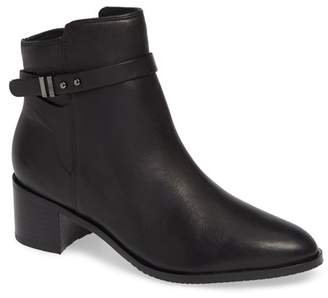 Clarks Poise Freya Leather Bootie
