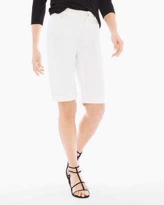 So Slimming Girlfriend Shorts- 12 Inch Inseam