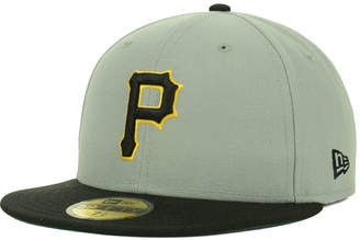 New Era Pittsburgh Pirates Mlb Cooperstown 59FIFTY Cap