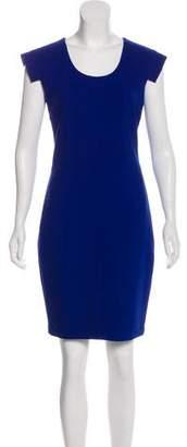Robert Rodriguez Short Sleeve Mini Dress
