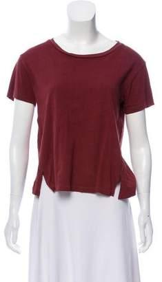 Amo Crew Neck Short Sleeve T-Shirt