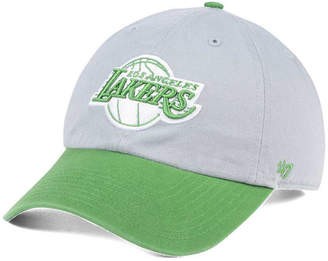 '47 Los Angeles Lakers Pastel Rush Clean Up Cap