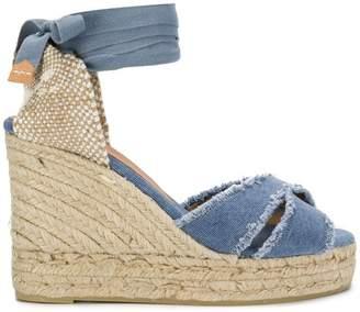 Castaner Bluma wedge sandals