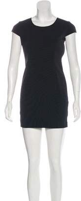 Rag & Bone Cap Sleeve Bodycon Dress