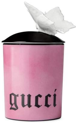 Gucci Inventum medium butterfly candle