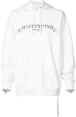 Mastermind Japan (マスターマインド) - Mastermind Japan logo print hoodie