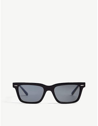 Oliver Peoples Square frame sunglasses