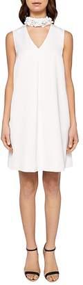 Ted Baker Kassiaa Embellished Choker Dress