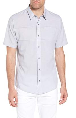 Travis Mathew Oscar Regular Fit Sport Shirt