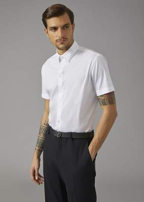 Giorgio Armani Short-Sleeved Shirt