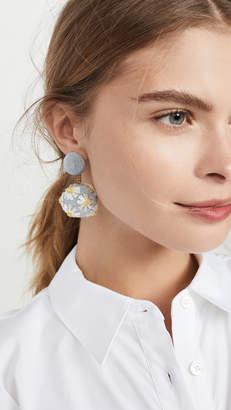 Rebecca De Ravenel Forget me Not Earrings